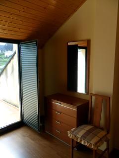 Dormitorio principal (acceso a terraza)