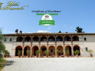 Award Winning Villa Scopetello