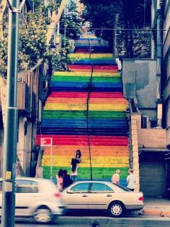 Cihangir Stairs