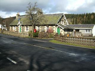 Yarrowford Schoolhouse Flat