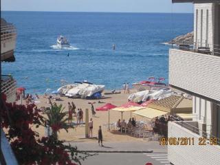 Panoramic, 50 mtrs playa  Tossa de Mar. Vistas mar