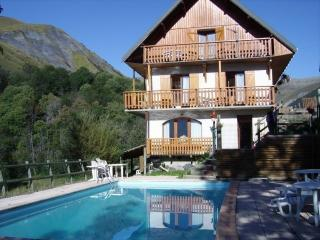 appartement 7 pers dans chalet, Saint-Sorlin-d'Arves