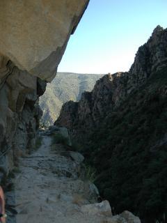 Caranca Gorge