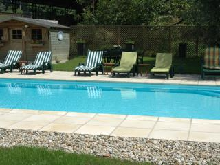 La Grange (Pool and tennis court) - 10 mn from Montreuil and 20 mn from beach