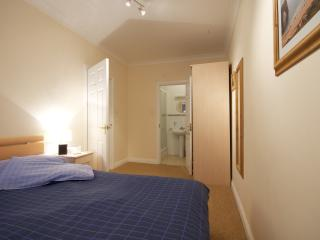 Main bedroom with ensuite shower room