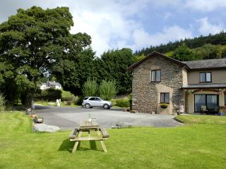 Bwlch Cottage - spacious 2 bedrooms, amazing views, Ruthin