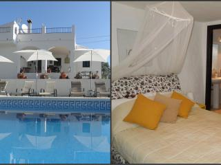 Casa Colina, Bed & Breakfast, Comares, Lemon Suite