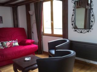 Studio avec Mezzanine  au Coeur du Vieux Paris