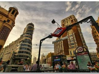 GRAN VIA-CALLAO, Madrid