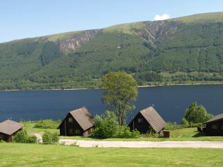 The Great Glen Lodges, Loch Ness