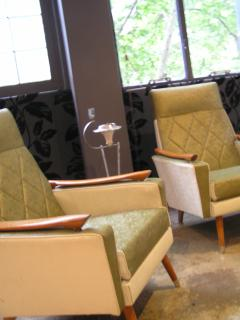 Lovely retro arm chairs