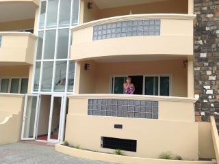 Apartment 17; on ground floor
