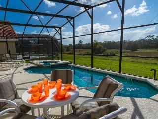 Gated Resort, Gorgeous 7BR(3Kings)/Pool/SPA/Game Rm -3 HOMES almost side-by-side, Orlando