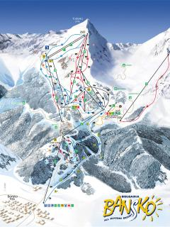 Offical Ski Map