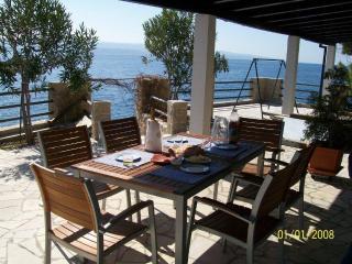Beach villa antares near Split A4 (2+2)