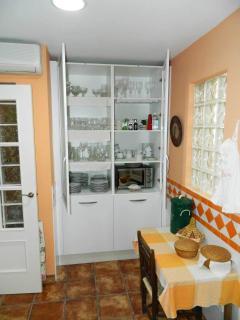 Kitchen, cupboard