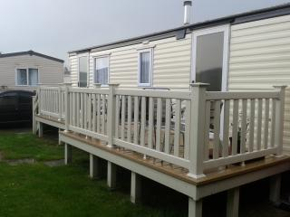 Dragonfly 2 caravan (3bedrooms) Hayling island, Portsmouth Hampshire