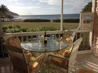 Oceanfront 2 Br Condo North Shore St. Croix Usvi