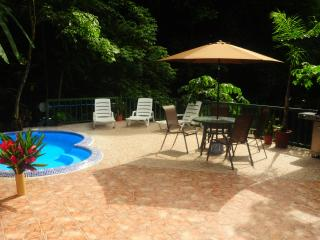 Casa Macaw, Rain Forest Gem! Walk To Town, Quepos