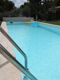 Mas de la Figuiere Vacation Rental with a Grill, and a Swimming Pool