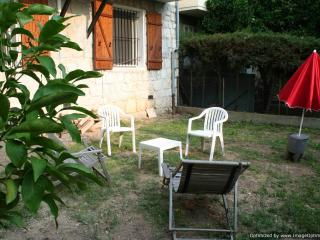 Villa with Large Garden, in the Best Quarter of Nice