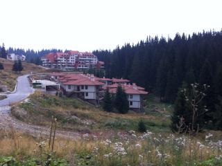 View to Raikov Ski Lodge