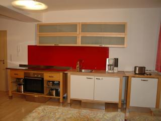 Large room - kitchen