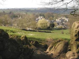 View of Winster