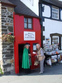 The Smallest House in Britain, Conwy Quay