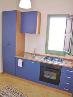 Apartment  'EGADI'  - kitchen