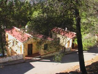 Cortijo del Alcázar, Alcaucín
