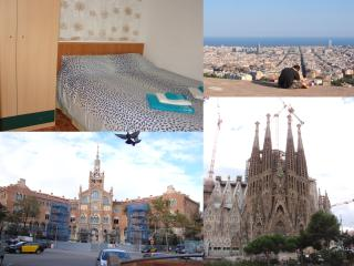 Comfy Room in Magical Barcelon, Barcelona