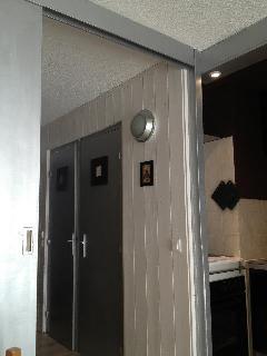 bathrooms doors