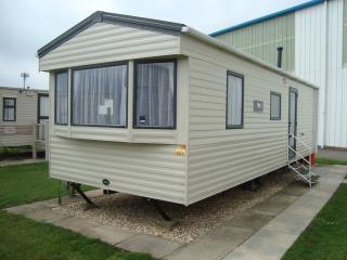 Golden Palm Resort  001 - 2 Bedroom Ash Caravan, Skegness