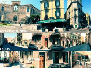 Via Vincenzo Sulis, Cagliari
