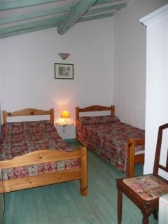 La Chambre aux lits doubles