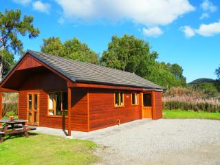 Divach lodge at Lochletter Lodges