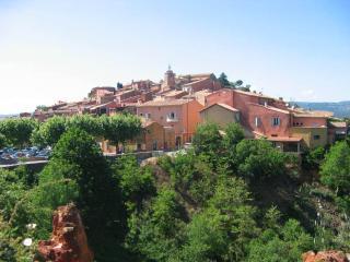 La Maison de La BURLIERE, Roussillon
