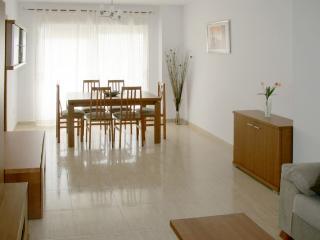Piso 90 m2, 3 habitaciones dobles, A.Acondicionado