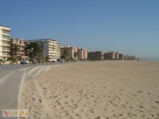 Apartamento playa primera linea de mar, Torredembarra
