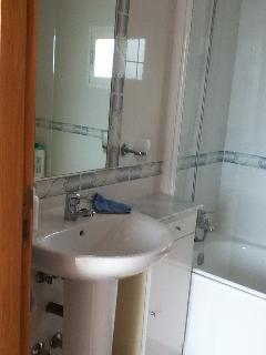EN SUITE BATH AND SHOWER ROOM