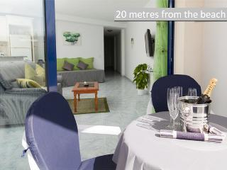Balcony & Living Room