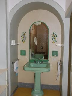 suite B bagno