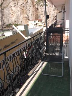Balcone (particolare)
