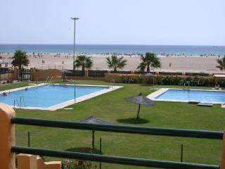 Apto Los Lances Playa I en Primera linea de playa