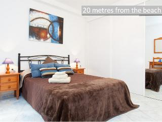 Double Bedroom with Large Built-In Wardrobes