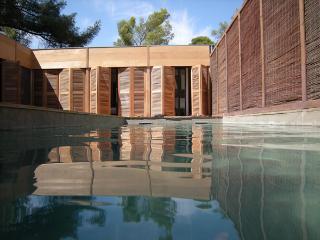 Maison contemporaine avec parc et piscine prives au coeur de Marseille/Provence