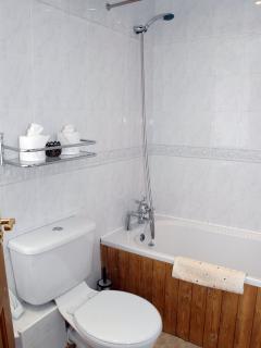 Second Floor bathroom and loo