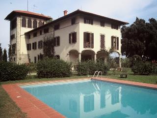 Villa di Lucciano, Quarrata