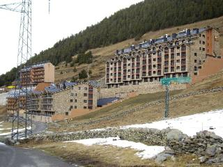 Apartment Bordes D'envalira., Soldeu